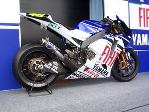 '07 YZR-M1・inもてぎ